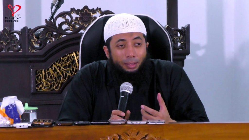 Ceramah Ustad Khalid Basalamah