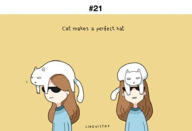 Manfaat Kucing 21