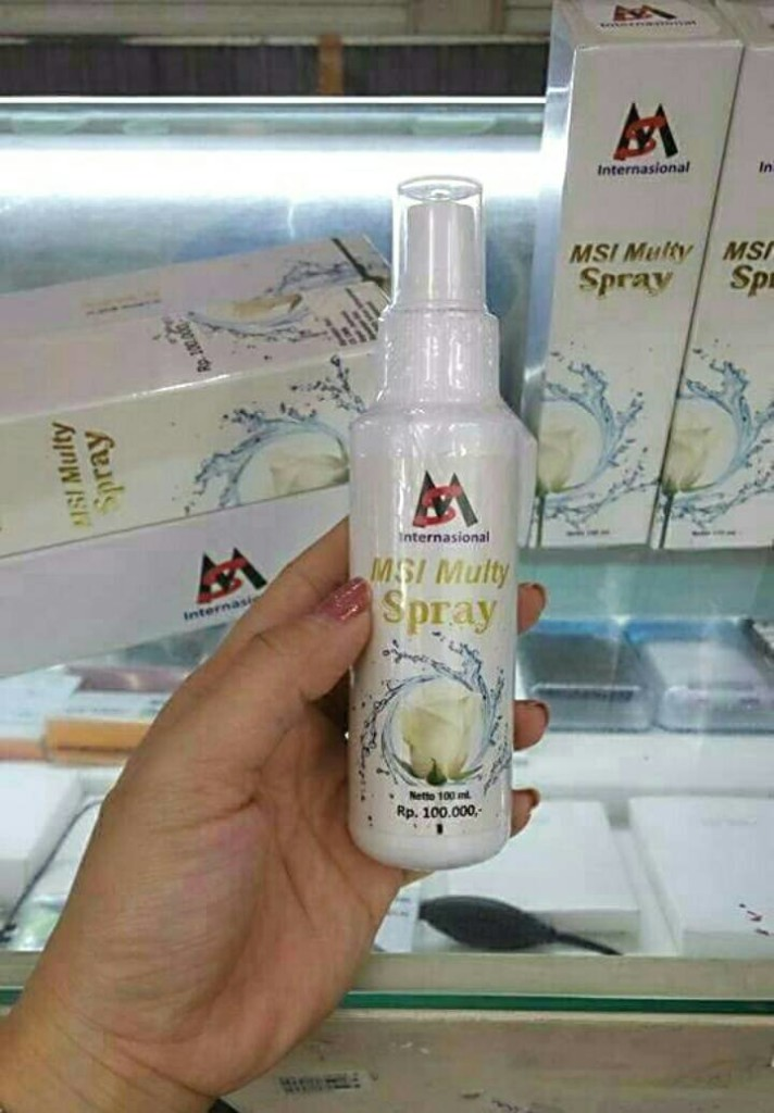 MSI Spray