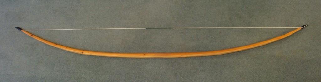 Jenis panah long bow