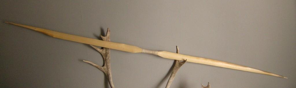 Jenis panah flat bow