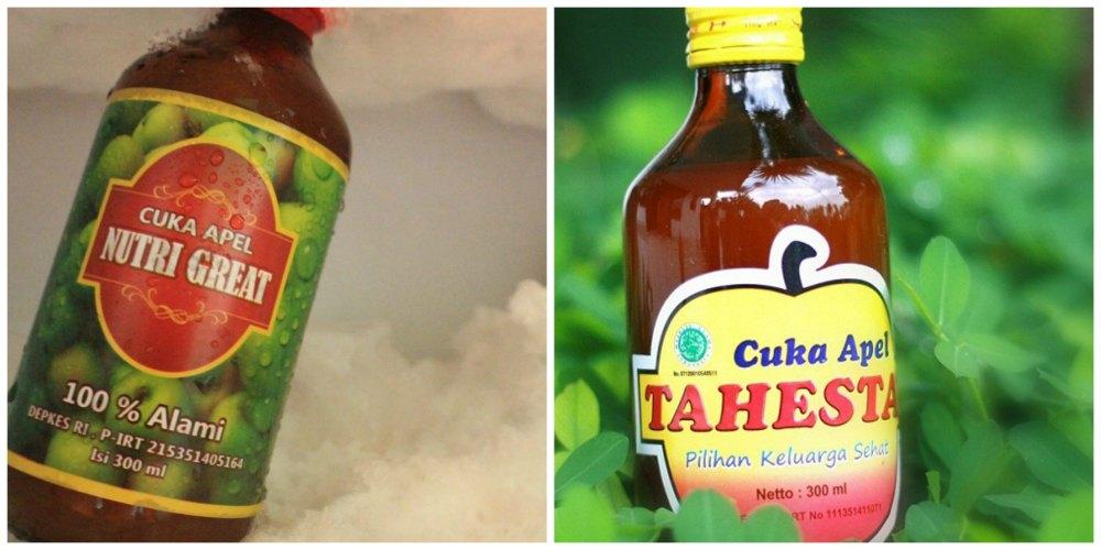 5 Cara Minum Cuka Apel Tahesta yang Enak (Praktis)